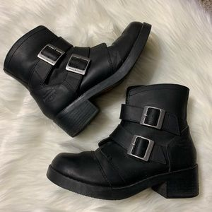 Harley Davidson motorcycle boots size 7 women's